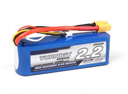 Picture of Baterie Li-Po Turnigy 2200mAh 3S1P 40C / 50C