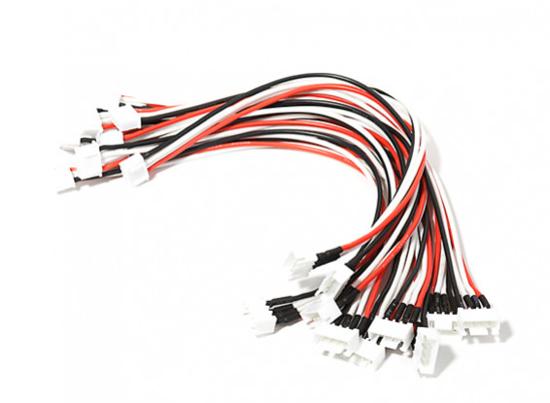 Picture of JST-XH 3S Wire Extension 20cm - prodlužovácí kabel pro 3S baterie