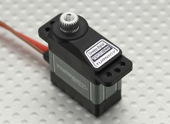 Picture of Servo Turnigy™ TGY-211DMH Coreless w/ Heat Sink DS/MG 2.3kg / 0.10sec / 16g