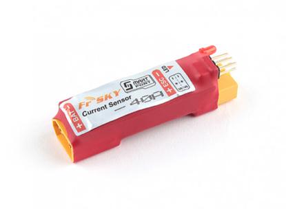 Picture of FrSky 40A Current Sensor w/Smart Port - ampérmetr