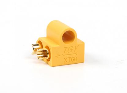 Picture of Konektor XT60 pro montáž na trup modelu (PH)